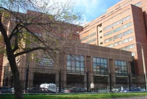 MMA main building